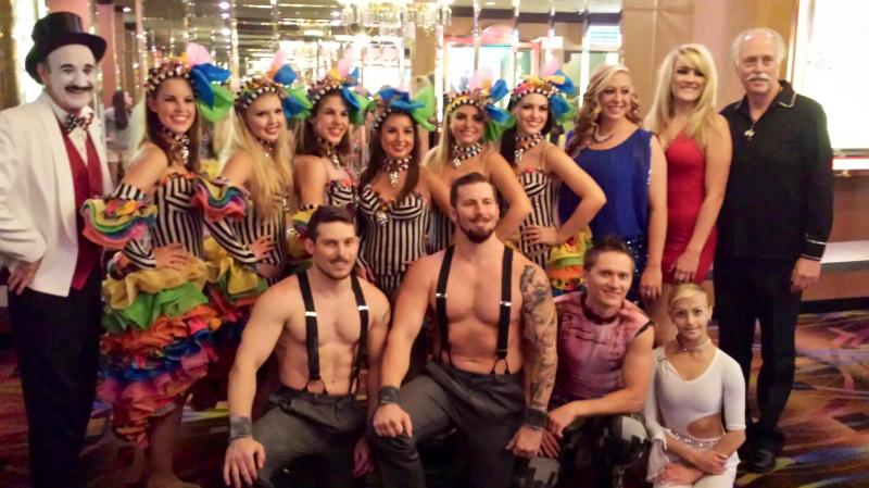 Carnaval Fantastique Cast for smaller theaters